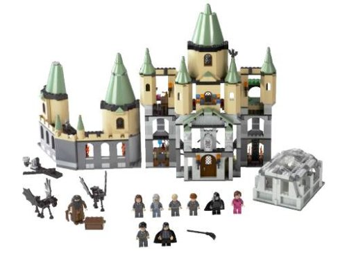 Castle Harry Potter Lego Lego-harry-potter-5378-harry
