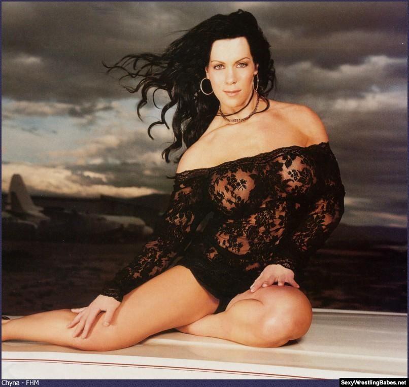 Chyna desnuda en Playboy: Joanie Laurer Nude -