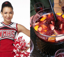 Glee Themed Cocktails