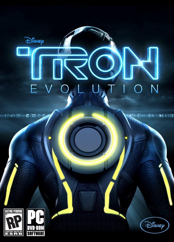Tron Evolution - Tron Evolution [Español] [DVD9] [2010] [ULD]