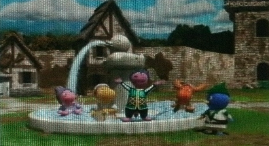 The Festival Of Soap The Backyardigans Wiki