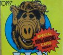 ALF Series 1 Topps trading cards