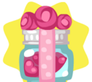 Jar of Heart Candy