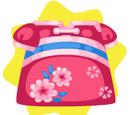 Chinese Festive Pink Dress