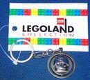 LEGOLAND Windsor Racers Key Chain