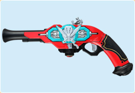 Arsenal (Super Megaforce) - RangerWiki - the Super Sentai ...