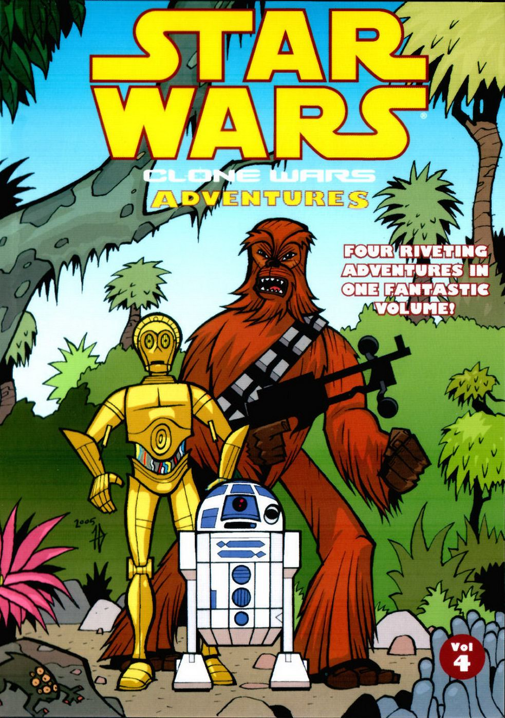 Star Wars Clone Wars 2005 Star Wars Clone Wars