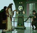 Comptoir de la sécurité du ministère de la Magie