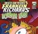Franklin Richards: Monster Mash Vol 1 1