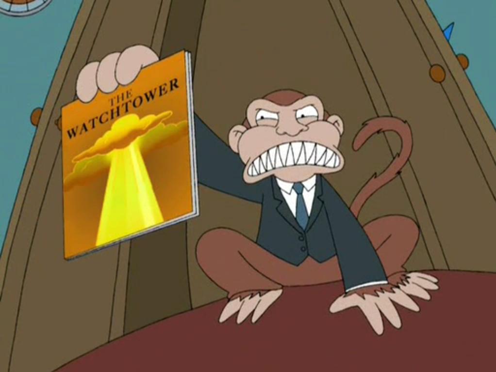 Evil Monkey - Family Guy Wiki - Wikia