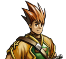 Personajes Golden Sun La Edad Perdida