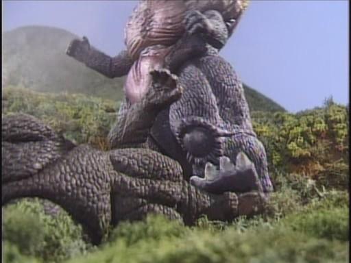 File Godzillaislandstory1812 jpgGodzilla Vs Anguirus Rodan And King Caesar