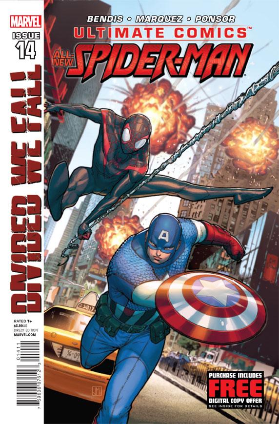 Ultimate comics spider man vol 1 14 marvel comics database - Marvel spiderman comics pdf ...