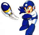 Mega Man 4 Special Weapons Images
