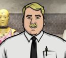 Characters Killed by Malory Archer