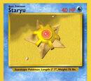 Staryu (Base Set TCG)
