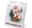 4499565 Xmas Magnet Set