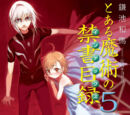Toaru Majutsu no Index Light Novel Volume 05