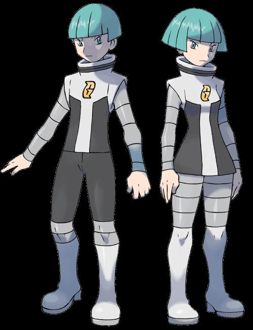 Investigación de Campo Pokémon con el Profesor Leps~ Soldados_Equipo_Galaxia_%28DPPt%29