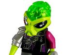 Alien Cyborg
