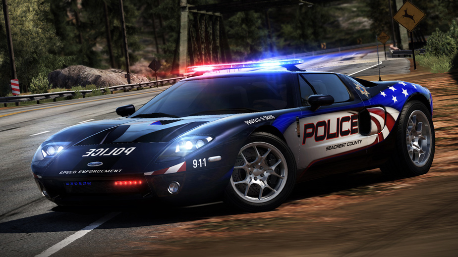 Would You Work As A Cop For  Yr If You Were Offered To Drive This Car On Duty