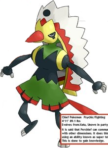 Xatu Evo - Perchief 2 pngXatu Evolution