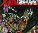 X-Men: To Serve and Protect Vol 1 4