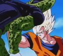 What did you like about the Goku vs Cell fight?
