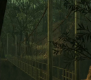 Lugares de Metal Gear Solid 3
