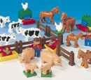9137 DUPLO Farm Animals