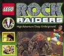 2200945 Rock Raiders - High Adventure Deep Underground