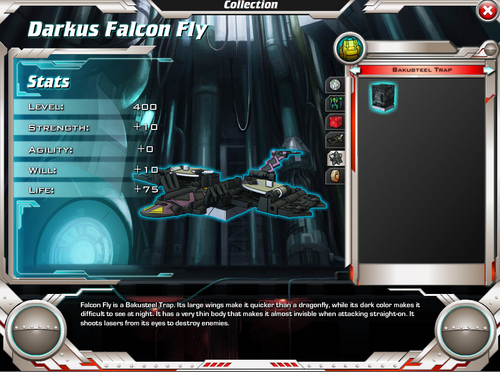 Bakugan Falconeer Image Image Darkus Falcon Fly.png