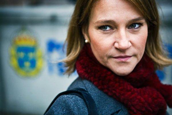 Annika Giannini - Millenium Trilogy Wiki