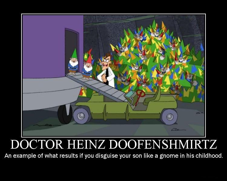 Phineas And Ferb Dr Doofenshmirtz Building Dr. Heinz Doofenshmirt...