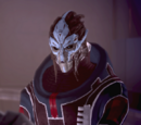 Personajes de Mass Effect: Castigo