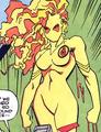 Hot Spot Earth Teen Titans 115