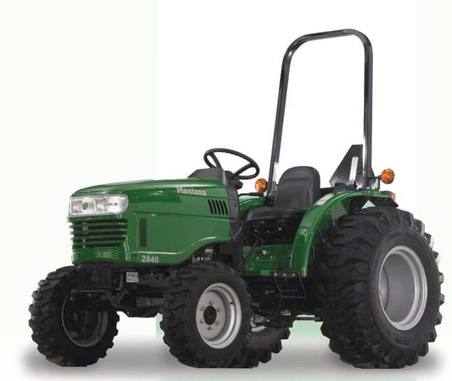 Kukje Tractor Parts : Montana mfwd