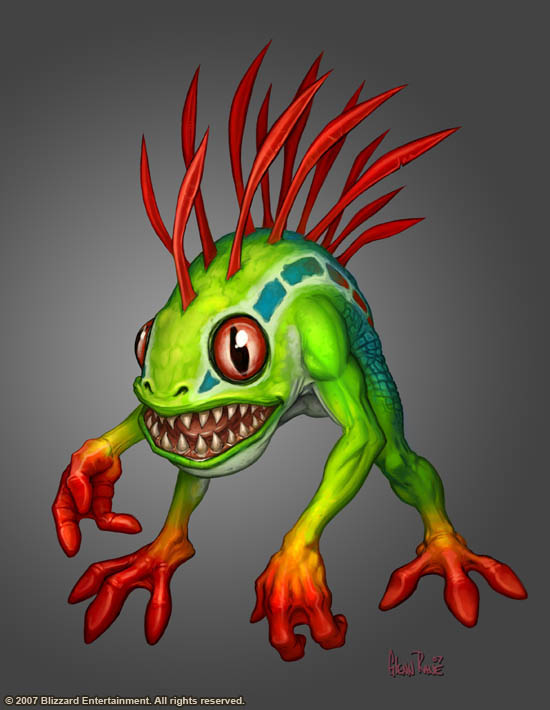 Murloc Wowwiki Your Guide To The World Of Warcraft
