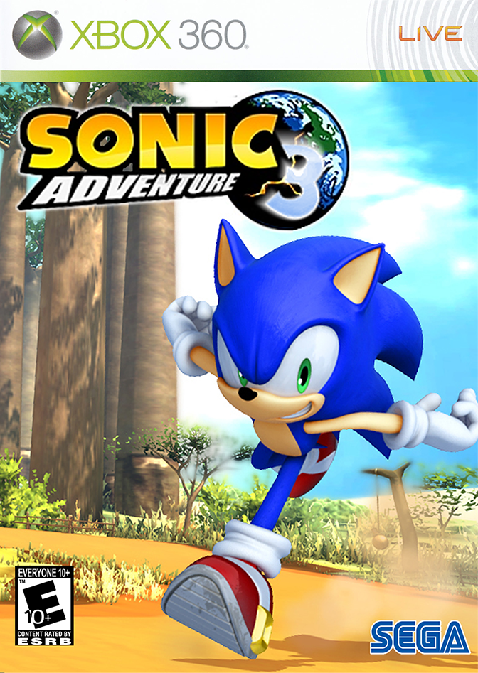 sonic adventure 3 game ideas wiki