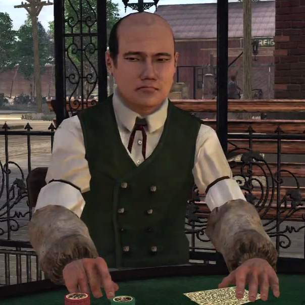 how to win at poker in red dead redemption blackwater