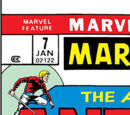 Marvel Feature Vol 1 7