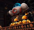 Boss aus Donkey Kong Country Returns