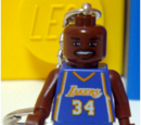4204369 Shaquille O'Neal Key Chain