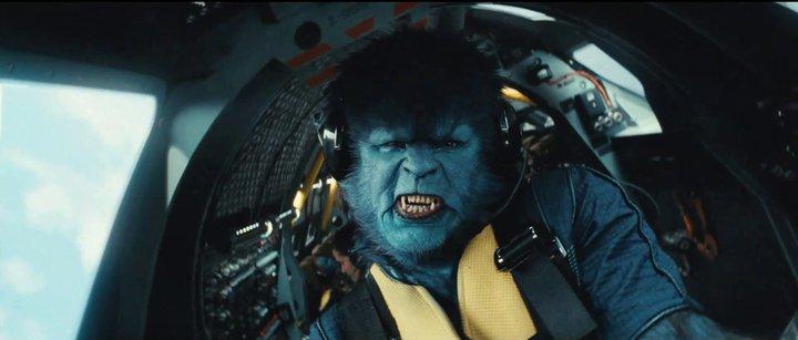 X Men First Class Beast Image - Beast X-Men Fi...