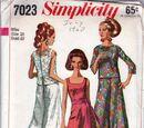 Simplicity 7023 A