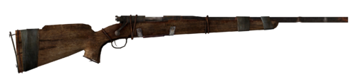 Hunting rifle (Fallout 3) - The Fallout wiki - Fallout: New Vegas and more