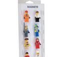 4270767 Minifigures Magnet Set