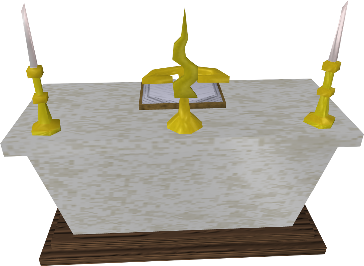 Marble Block Runescape : Marble altar the runescape wiki