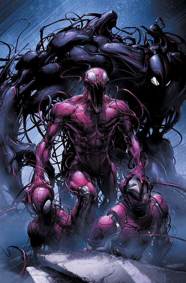 User blog:Johnnybravo44/Venom vs. Carnage vs. Anti-Venom vs. Toxin vs ...