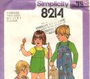 Simplicity 8214 A